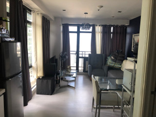 Semi-Furnished Studio Unit for Sale at The Gramercy Residences, Makati