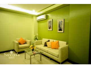 2 Bedroom Executive For Rent with Free SkyCable,Wifi,Parking