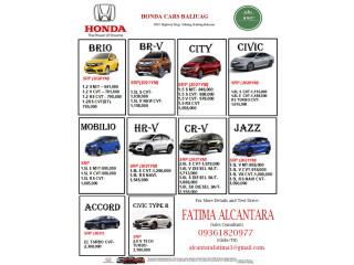 Honda Cars Baliuag