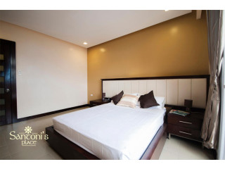 2 Bedroom Deluxe 70sq.m with Free Wifi,Skycable Near IT Park