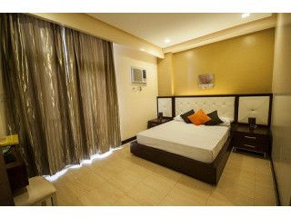 Santoni's Place One Bedroom with Bathtub For Rent with Free SkyCable,Wifi,Parking