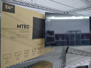 "MTEC VS24F75 24""INCH 75HZ LED MONITOR"