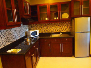 2 Bedroom Superior Near IT Park,Ayala with Free weekly housekeeping,Wifi,SkyCable,Parking