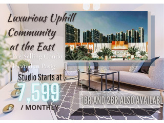 Condo Unit For Sale (Studio type)