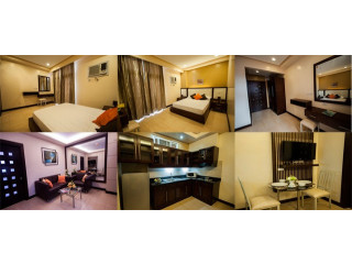 RFO One Bedroom For Rent with Free SkyCable,Wifi,weekly Housekeeping Near IT Park