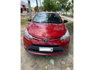 2016 Toyota Vios J Manual