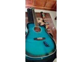 Calao guitar