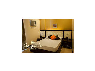 Fully Furnished 1 BR For Rent with Balcony,Free Parking in Santoni's Place