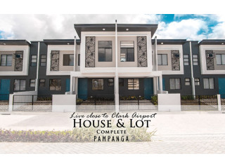2 Bedroom House and Lot for Sale in Magalang Pampanga | House and Lot in Magalang
