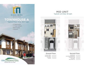 Verry Affordable House and Lot in Naga City Cebu