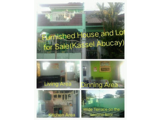 RUSH!!! RUSH!!! RUSH!!! (TITLED HOUSE & LOT 4 SALE )KASSEL CITY SUBDIVISION,ABUCAY, TACLOBAN CITY, LEYTE,PHILIPPINES
