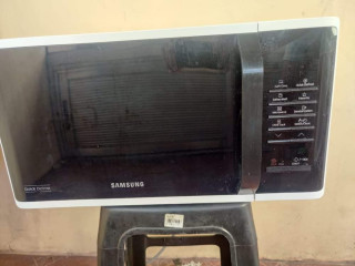 Samsung Microwave Oven with Glass Casserole microwave safe