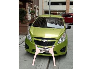 Chevy Spark 2012