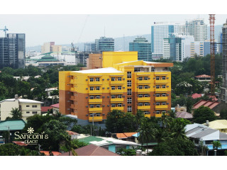 60sq.m 2 BR Superior with Free Parking,Fitness Gym,Cable is Ready For Rent in Santoni's Place-Mabolo Cebu City