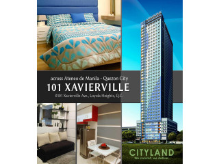 PRE SELLING: 101 XAVIERVILLE