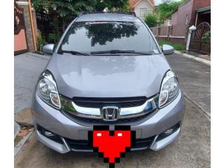 Honda Mobilio 2016 Automatic