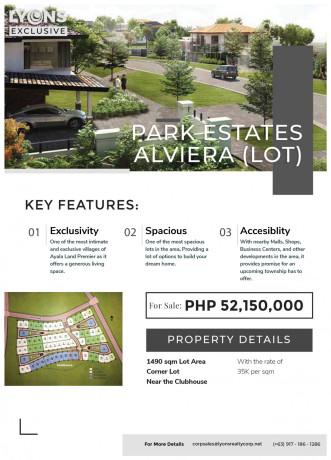 residential-lot-corner-lot-for-sale-in-park-estates-alviera-porac-pampanga-big-0
