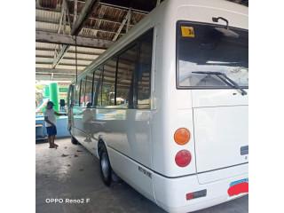 Mitsubishi coaster bus