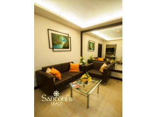 For Rent 1 BR with Bathtub,Balcony & Drying Area with Free 1 Parking slot,weekly housekeeping