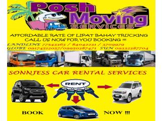JPOSH LIPAT BAHAY PACKING SERVICES AND CAR RENTAL