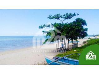 55 SQM Aqua Verde Residentces(BEACH LOT) FOR SALE IN MEDELLIN,CEBU