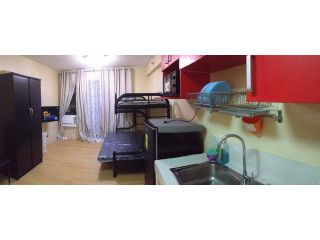 For Rent Fully Furnished Studio Type in One Oasis Condominium at Mabolo Panagdait