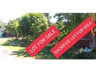 SACRIFICE LOT FOR SALE in Lapu-lapu,Cebu