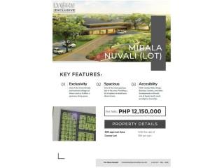 Residential Lot (Corner Lot) for Sale in Mirala Nuvali, Laguna