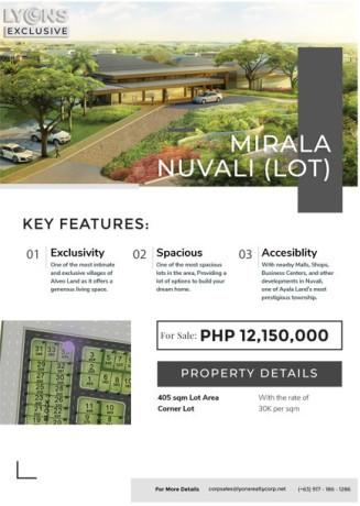 residential-lot-corner-lot-for-sale-in-mirala-nuvali-laguna-big-0