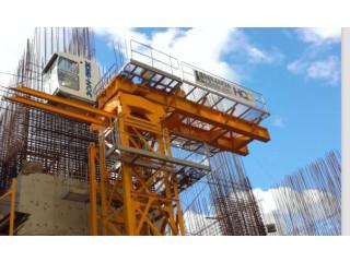 TOWER CRANE (Luffing Crane) XGTL120