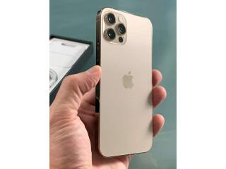 Unlocked Apple iPhone 12 pro max 256gb