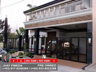 CASA MILAN NEOPOLITAN QC PRE OWNED HOUSE AND LOT