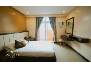 2 BR 60sq.m with Balcony,Wifi,Parking For Rent in Santoni's Place