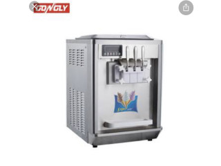 Gongly ICE CREAM MACHINE 3 nozzle - 5 months old minimum use